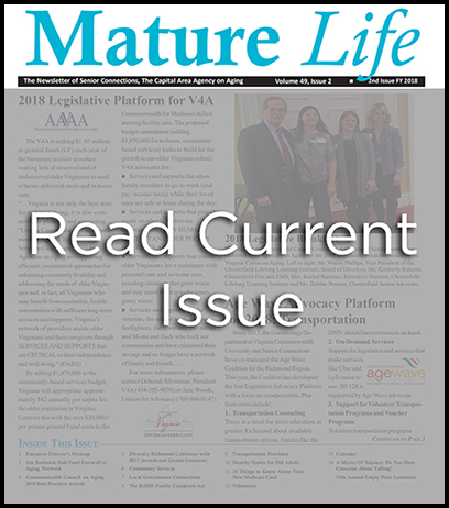 mature life current issue image