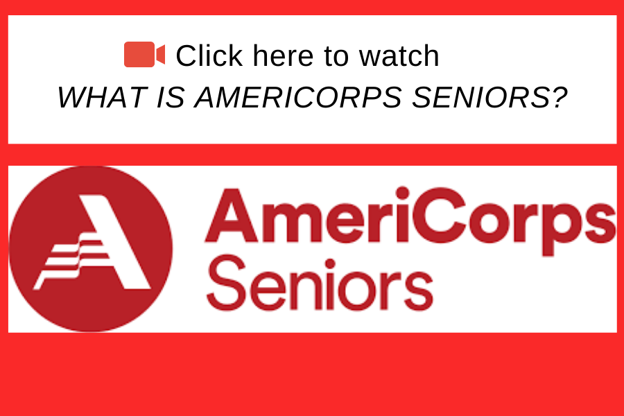 Americorp seniors template