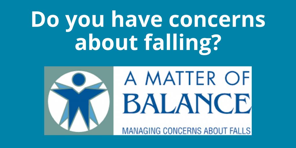 A Matter of Balance Virtual Workshop